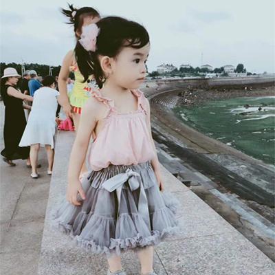 可爱女童裙子
